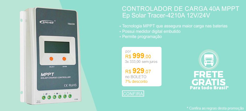 Controlador EP Solar 4210A
