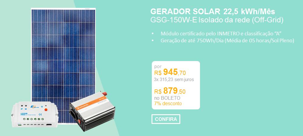 Rotativo - GSG-150W-E