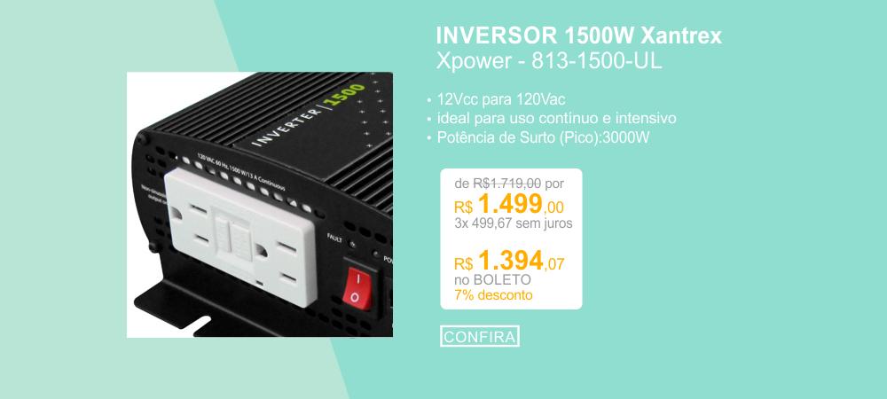 Xantrex Xpower 1500