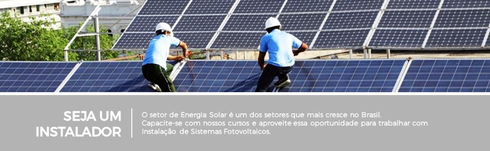 Cursos de Energia Solar em todo Brasil
