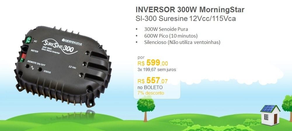 inversor SureSine 300W