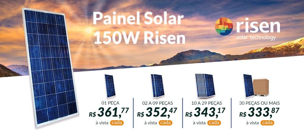 Banner Destaque Painel 150W Risen -