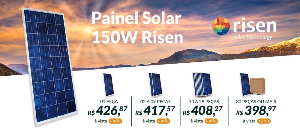 Banner Painel 150W Risen --