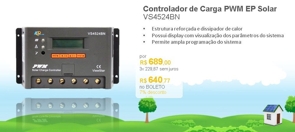 Rotativo - VS4524BN