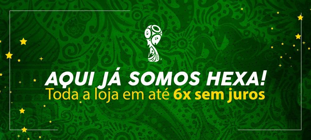 Banner Destaque Campanha para copa -