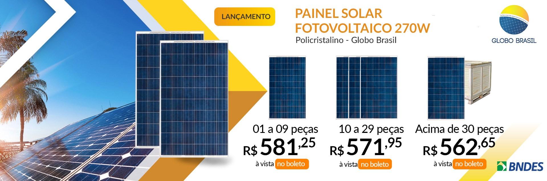 Painel Globo 270w