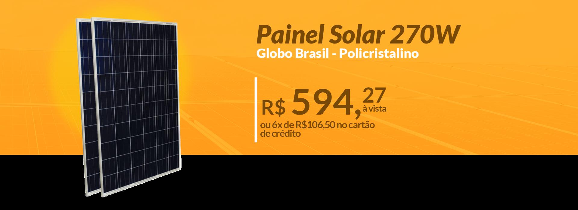 Painel Globo Brasil 270