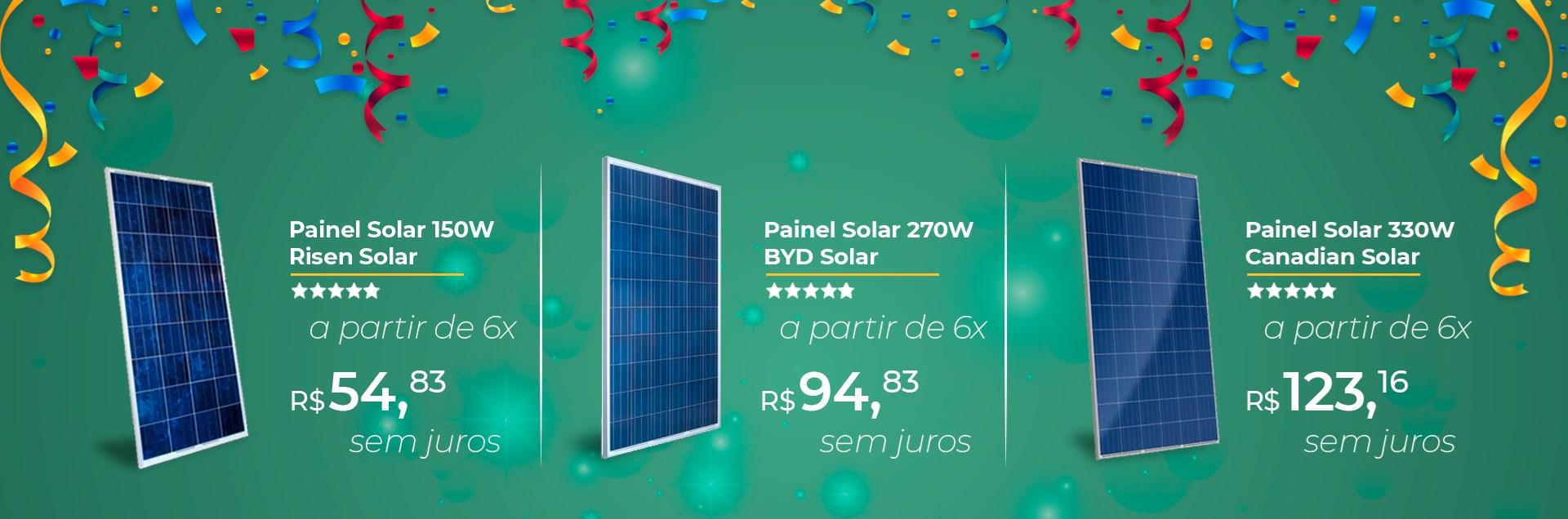 Carnaval 2019 - Painéis Solares