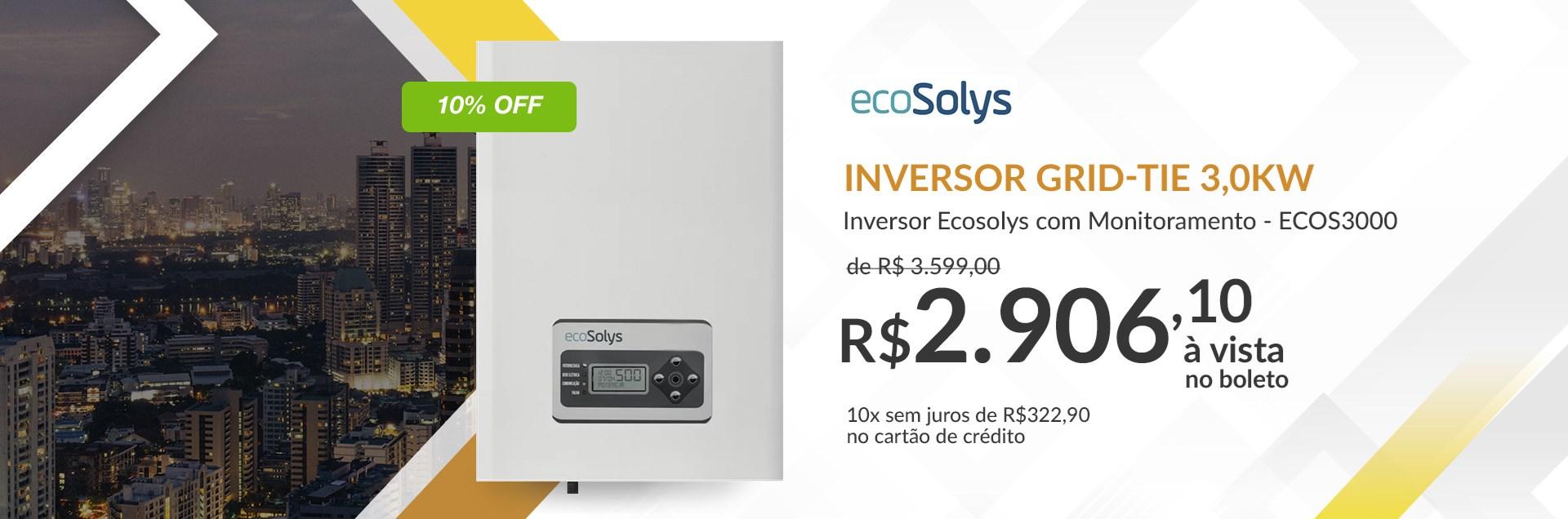 Inversor Ecosolis 3000