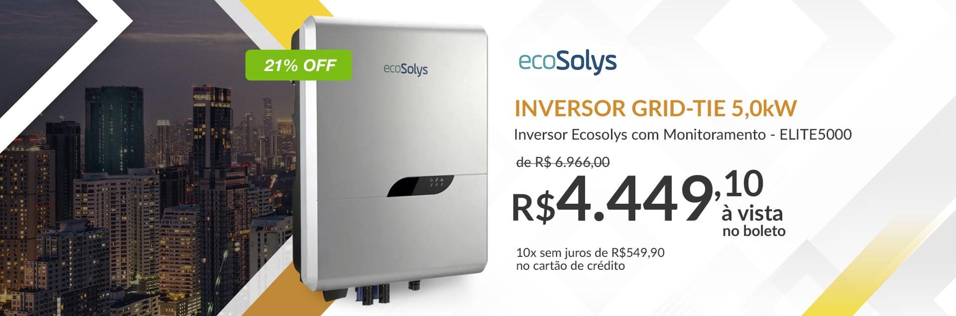Inversor Ecosolys 5000