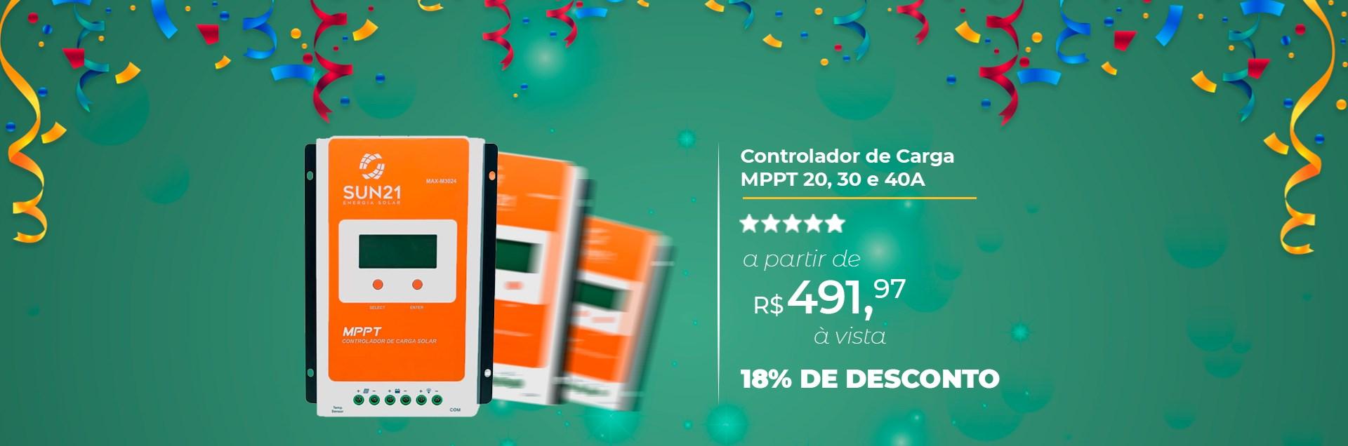 Carnaval 2019 - Controlador de Carga