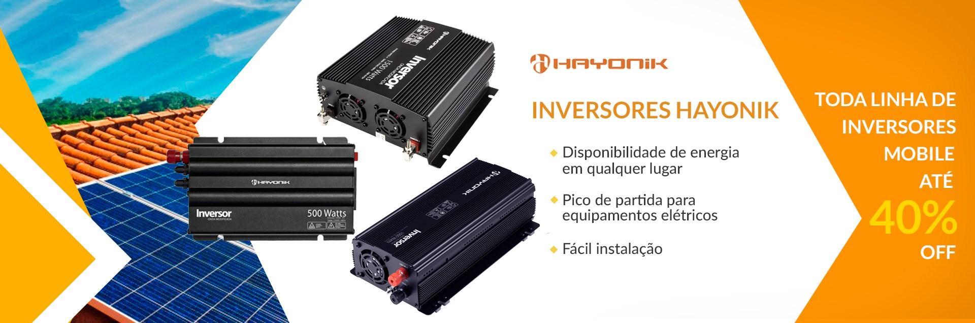 Inversor Hayonik