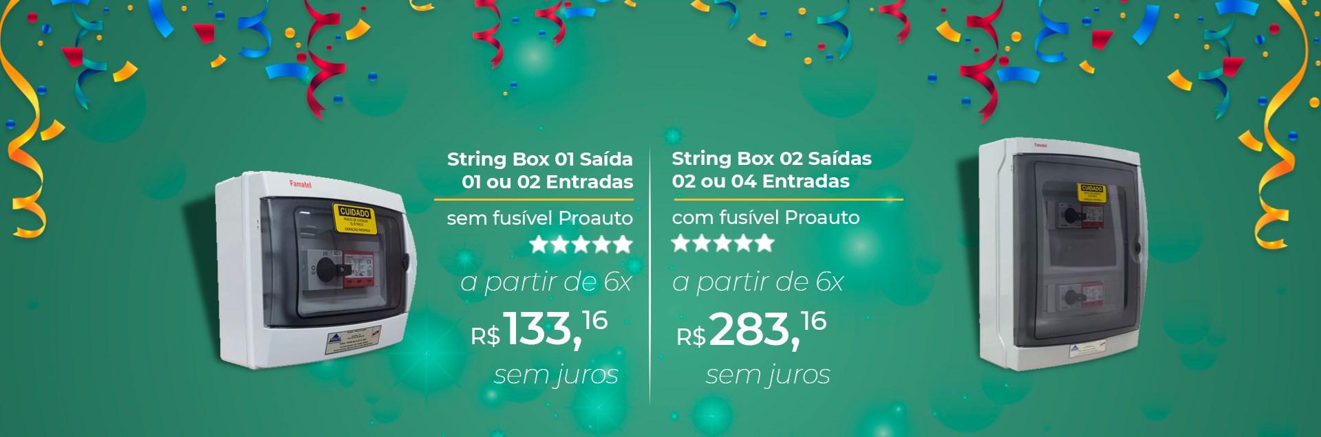 Carnaval 2019 - String Box