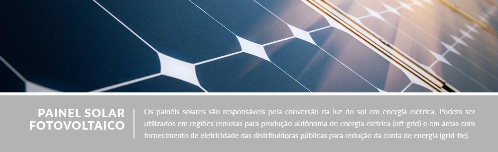 Como funciona o Painel Solar Fotovotaico