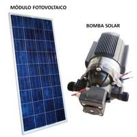 Kit Bomba Solar 396 a 792 L/Dia até 35mca Shurflo 2088 para Uso Geral