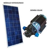 Kit Bomba Solar 1380 a 1980 L/Dia até 42mca Shurflo 8000 para Uso Geral