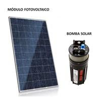 Gerador p/ Bomba Solar 1550L / Dia (70M) - GSB-275W