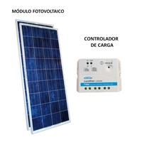 Gerador Solar 42 Kwh/Mês para Uso Isolado (Off-Grid)