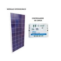 Gerador Solar 21 Kwh Mês para Uso Isolado Off-Grid