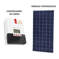 Gerador Solar 48 Kwh/Mês para Uso Isolado (Off-Grid)