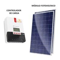 Gerador Solar 82 Kwh/Mês para Uso Isolado (Off-Grid)
