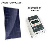 Gerador Solar 41 Kwh por Mes para Uso Isolado