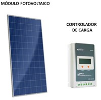 Gerador Solar 49 Kwh/Mês para Uso Isolado (Off-Grid)