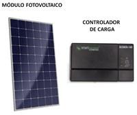 Gerador Solar 41 Kwh/Mês para Uso Isolado (Off-Grid)