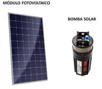 Gerador p/ Bomba Solar 1550L / Dia (70M) - GSB-300W