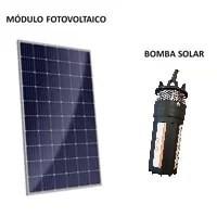 Gerador p/ Bomba Solar 1550L / Dia (70M)