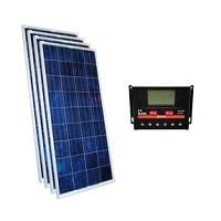 Gerador Solar 162 Kwh/Mês para Uso Isolado (Off-Grid)