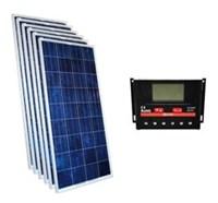 Gerador Solar 135 Kwh/Mês para Uso Isolado (Off-Grid)