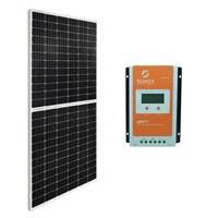 Gerador Solar 54 Kwh/Mês para Uso Isolado (Off-Grid)