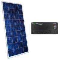 Gerador Solar 21 Kwh/Mês para Uso Isolado (Off-Grid)