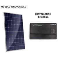 Gerador Solar 47 Kwh/Mês para Uso Isolado (Off-Grid)