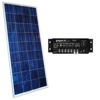 Gerador Solar 22 Kwh/Mês para Uso Isolado (Off-Grid)