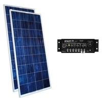 Gerador Solar 45 Kwh/Mês para Uso Isolado (Off-Grid)