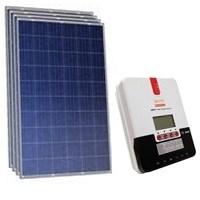 Gerador Solar 165 Kwh/Mês para Uso Isolado (Off-Grid)