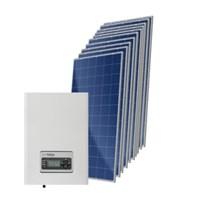 Kit Solar Grid-Tie até 459Kwh/Mês para Microgeração (Conexão à Rede)