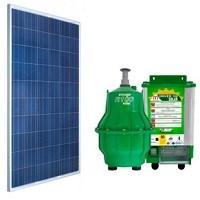 Kit Bomba Solar 1200 a 8600 L/Dia até 40mca Anauger R100 p/ Reservatório
