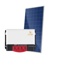 Gerador Solar 83 Kwh/Mês para Uso Isolado (Off-Grid)