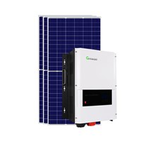 Gerador Solar 756 Kwh/Mês para Uso Isolado (Off-Grid)