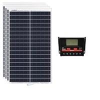 Gerador Solar 18 Kwh/Mês para Uso Isolado (Off-Grid)