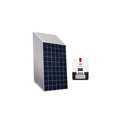 Gerador Solar 472 Kwh/Mês para Uso Isolado (Off-Grid)