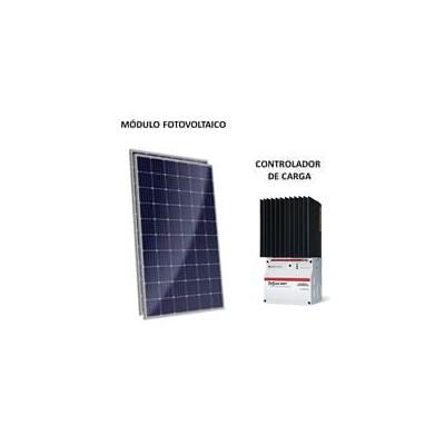 Gerador Solar 97 Kwh/Mês para Uso Isolado (Off-Grid)