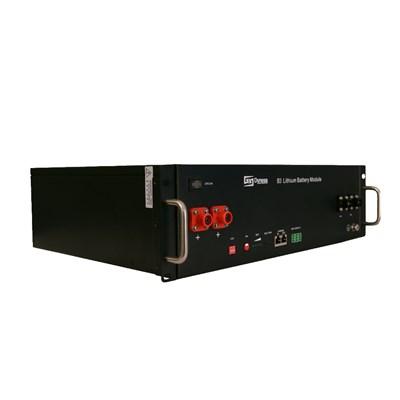 Bateria de Lítio 75Ah 3,6KWH Dyness - B3