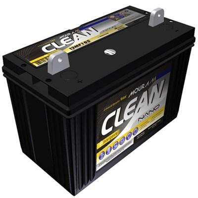 Bateria Estacionária 105Ah Moura Clean - 12MF105