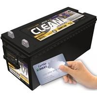 Bateria Estacionária 135Ah/150Ah Moura Clean - 12MF150