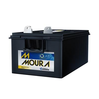 Bateria Estacionária 220Ah Moura Clean - 12MF220