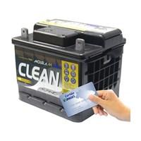 Bateria Estacionaria 50Ah/55Ah Moura Clean - 12MF55
